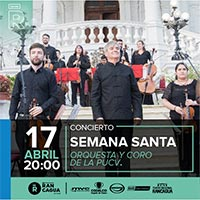 Concierto de Semana Santa Teatro Regional de Rancagua - Rancagua