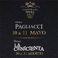 Temporada Ópera 2019  Teatro Regional de Rancagua - Rancagua