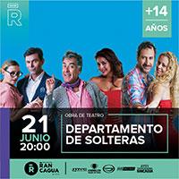 Departamento de Solteras Teatro Regional de Rancagua - Rancagua