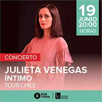 Julieta Venegas Teatro Regional de Rancagua - Rancagua
