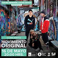Movimiento Original Teatro Regional de Rancagua - Rancagua
