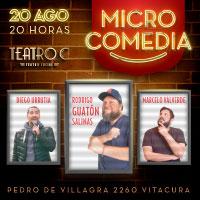 Micro Comedia Teatro C - Vitacura