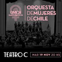 Orquesta de Mujeres de Chile Teatro C - Vitacura