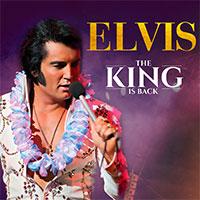 Elvis The King is Back Enjoy Santiago - Los Andes