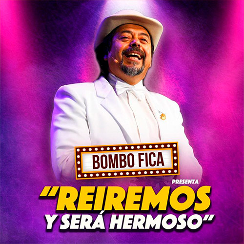 Bombo Fica Movistar Arena - Santiago