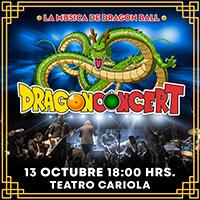 Dragon Concert Teatro Cariola - Santiago