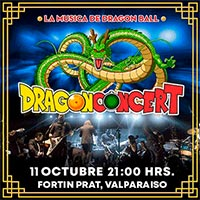 Dragon Concert Gimnasio Fortin Prat, Valparaiso - Valparaíso
