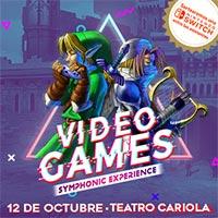 Video Games Teatro Cariola - Santiago