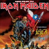 Iron Maiden Estadio Nacional - Santiago
