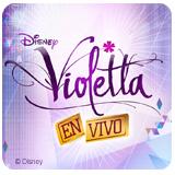 Violetta Movistar Arena - Santiago