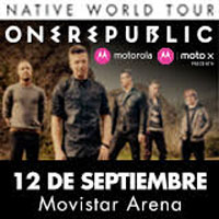 OneRepublic Movistar Arena - Santiago