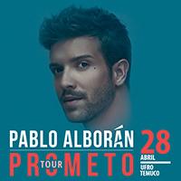 Pablo Alborán UFRO Temuco - Temuco