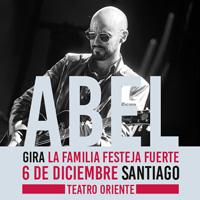 Abel Pintos Teatro Oriente - Providencia