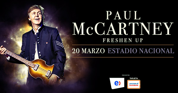Image result for paul mccartney chile