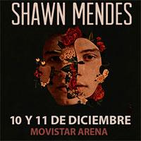 Shawn Mendes | Movistar Arena - Santiago | 11 y 12 de diciembre 2019