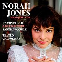 Norah Jones Teatro Caupolicán - Santiago