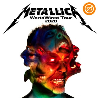Metallica | Estadio Nacional - Santiago | 15 de abril 2020