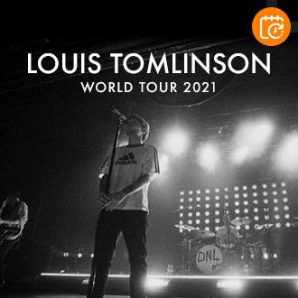 Louis Tomlinson Movistar Arena - Santiago