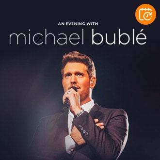 Michael Bublé Movistar Arena - Santiago