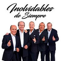 Inolvidables de Siempre Teatro Caupolicán - Santiago