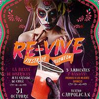 Re-Vive Teatro Caupolicán - Santiago