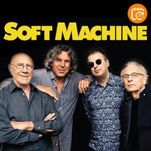 Soft Machine Teatro Caupolicán - Santiago