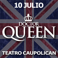 Doctor Queen Teatro Caupolicán - Santiago