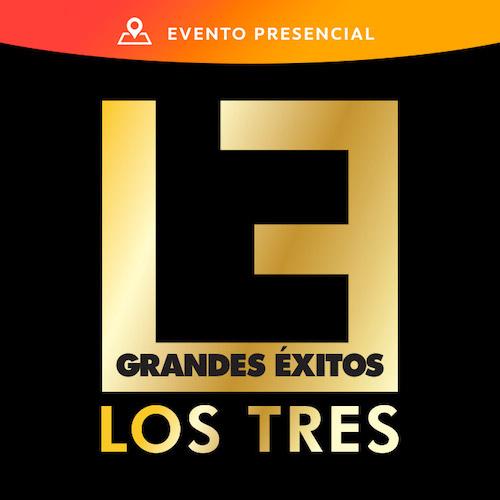Los Tres Teatro Caupolicán - Santiago