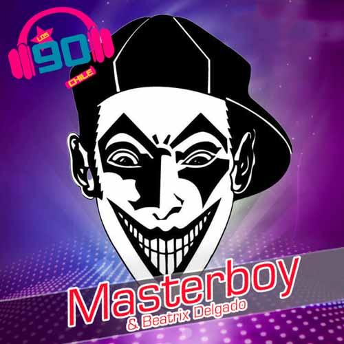 Masterboy Teatro Caupolicán - Santiago