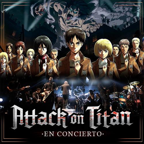 Attack On Titan Teatro Caupolicán - Santiago