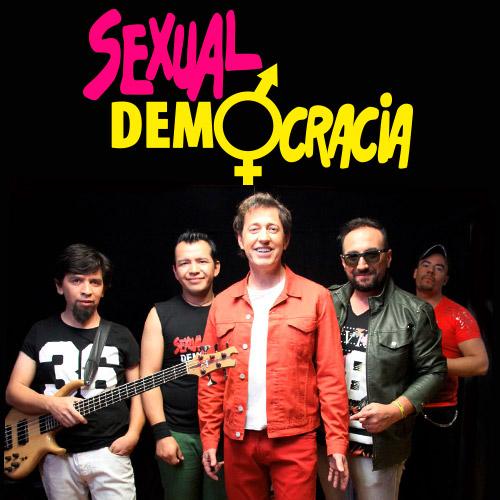 Sexual Democracia Teatro Caupolicán - Santiago