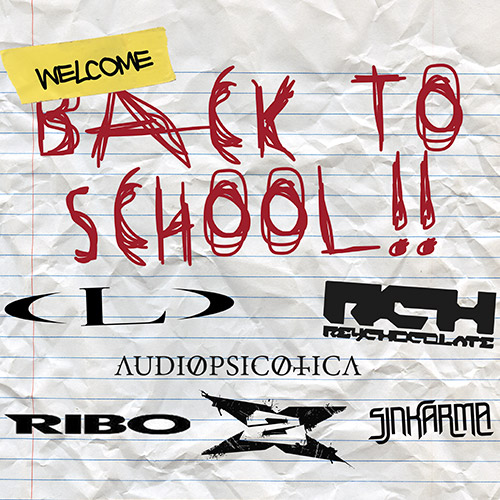 Welcome Back To School 2021 Teatro Caupolicán - Santiago