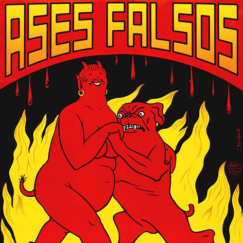 Ases Falsos Teatro Caupolicán - Santiago