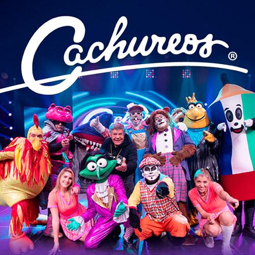 Cachureos Teatro Caupolicán - Santiago