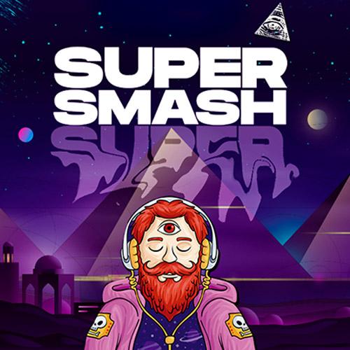 Super Smash Teatro Caupolicán - Santiago