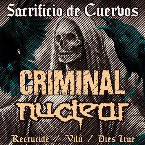 Banda Criminal y Banda Nuclear Teatro Caupolicán - Santiago