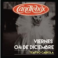 Candlebox  Teatro Cariola - Santiago