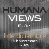 Humana Club Subterráneo - Providencia