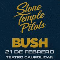 Stone Temple Pilots & Bush Teatro Caupolicán - Santiago