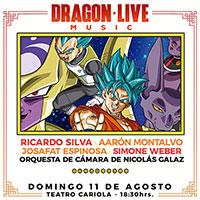 Dragon Live Music Teatro Cariola - Santiago