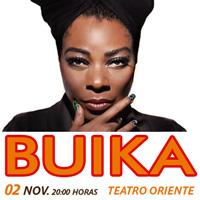 Buika Teatro Oriente - Providencia