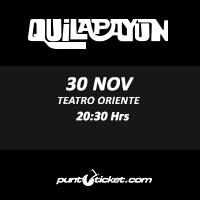 Quilapayun Teatro Oriente - Providencia