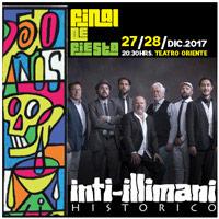 Inti Illimani Teatro Oriente - Providencia
