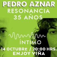 Pedro Aznar Enjoy Viña del Mar - Viña del Mar