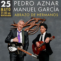 Pedro Aznar / Manuel Garcia Movistar Arena - Santiago