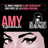 Tributo a Amy Winehouse Enjoy Santiago - Los Andes