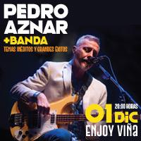 Pedro Aznar + Banda