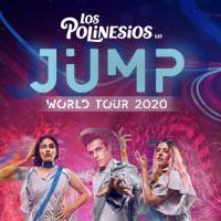 Los Polinesios Movistar Arena - Santiago
