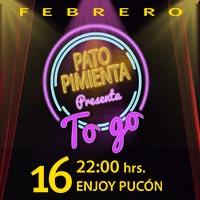 Pato Pimienta Enjoy Pucón - Pucón