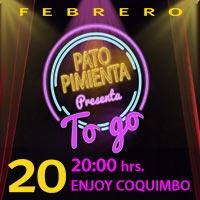 Pato Pimienta Enjoy Coquimbo - Coquimbo